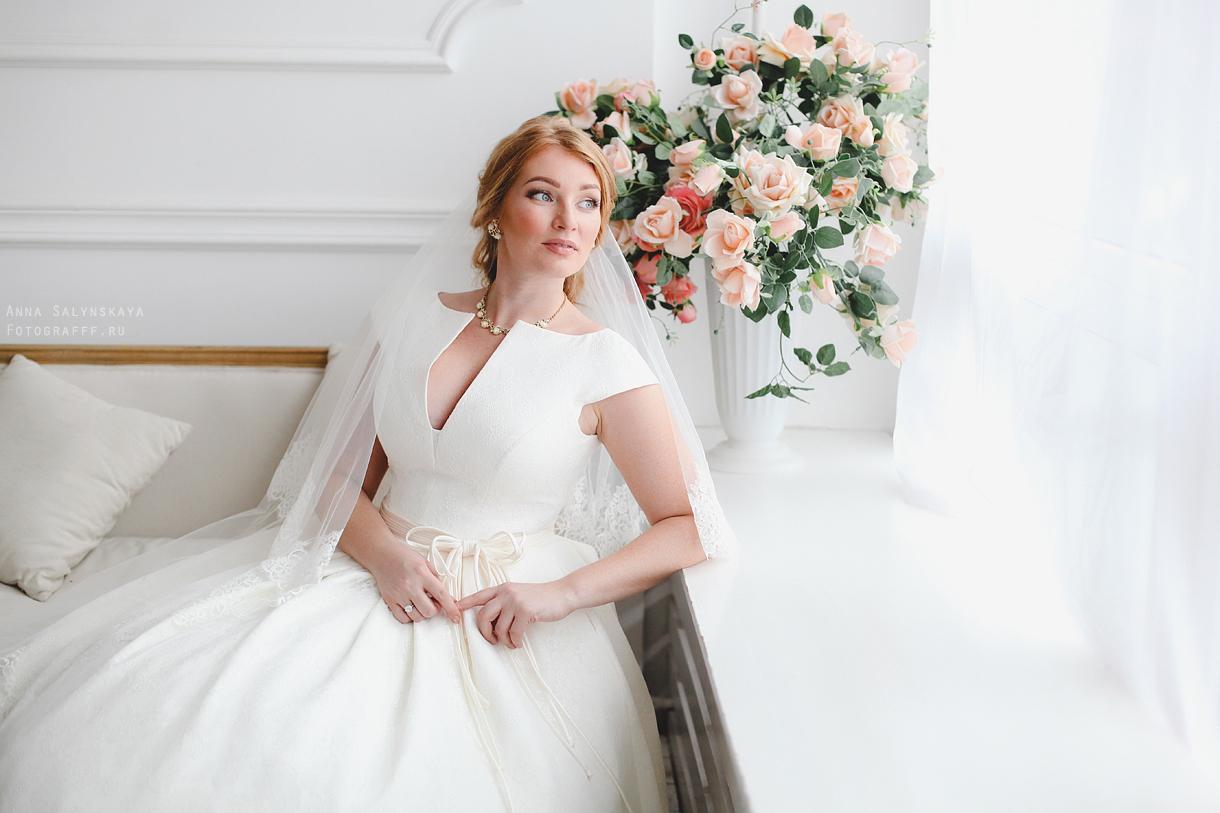 невеста фото