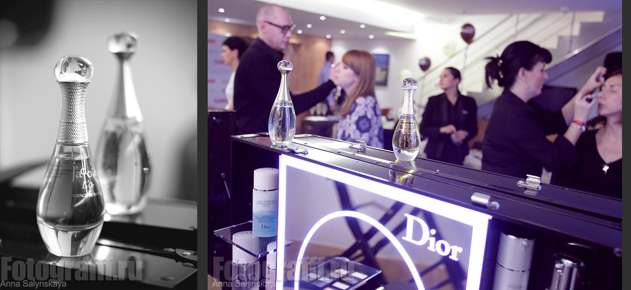 Брэндинг Диор, Dior. Репортажная фотосъемка,съемка мероприятий, рекламная фотосъемка, Фотограф Анна Салынская