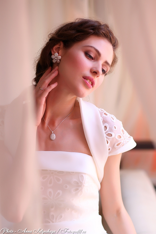 портрет невеста фото