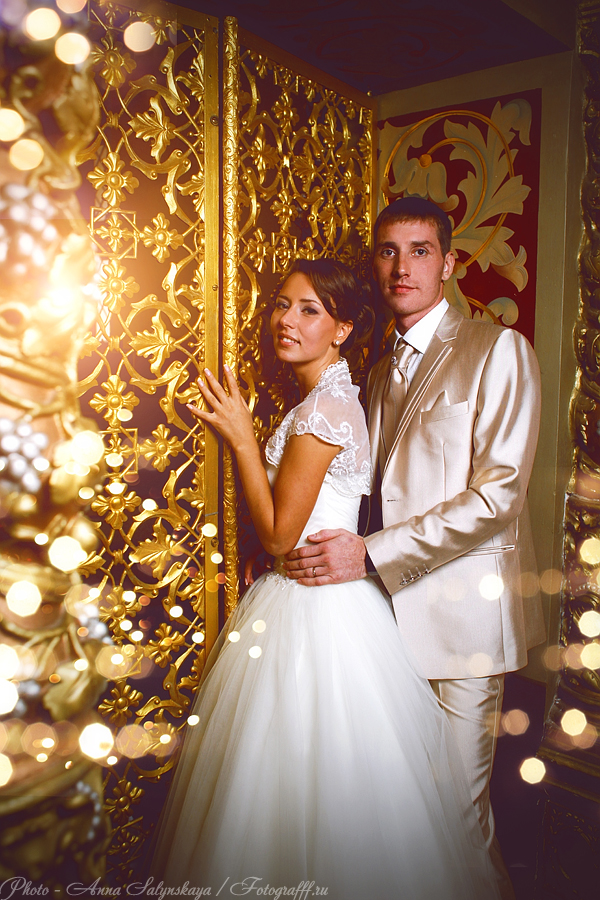 свадьба в особняке фото