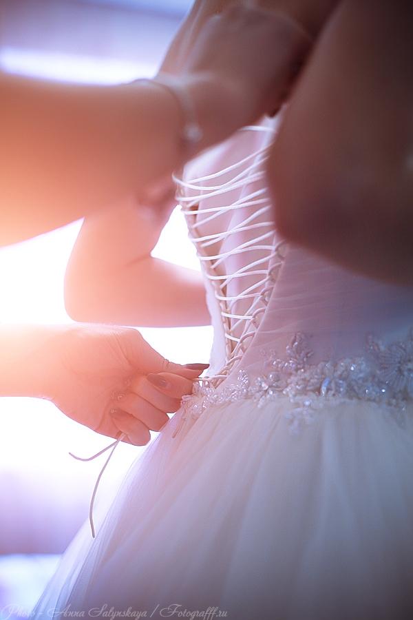 сборы невесты фотосъемка