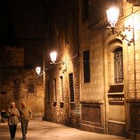 Барселона Старый Город