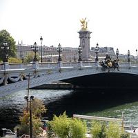 Париж мост