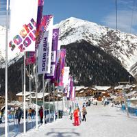 Олимпиада в Сочи 2014. В горы!