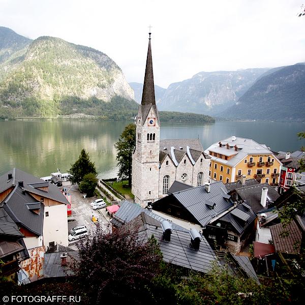 Гальштат, Австрия. Как добраться, что посмотртеть