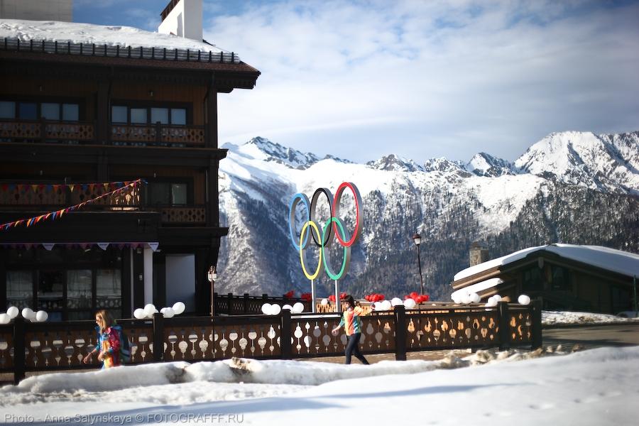 сочи олимпийская деревня