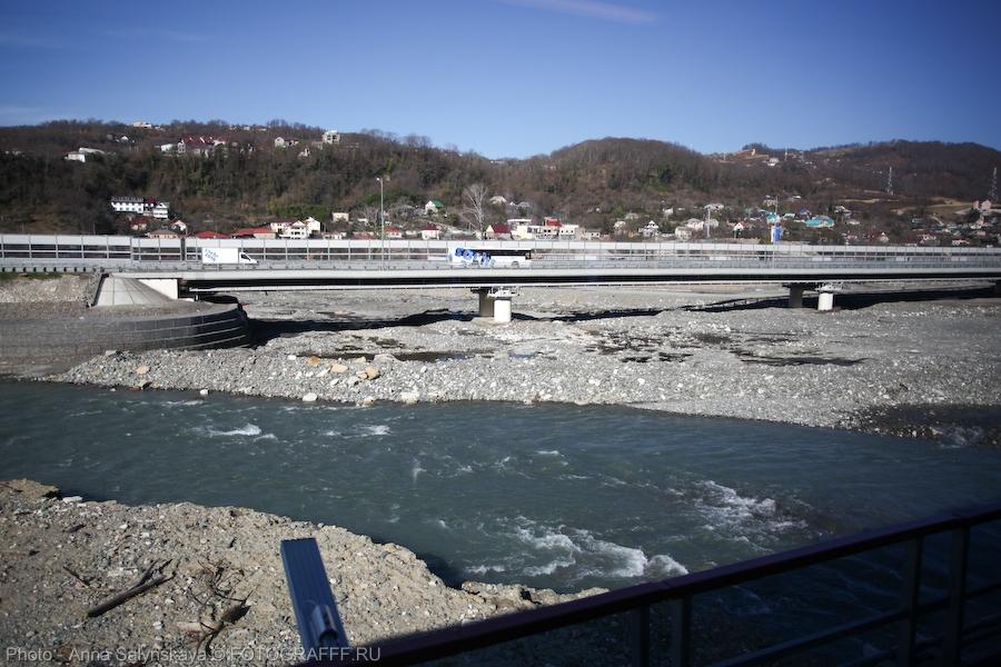 Реки в Адлере