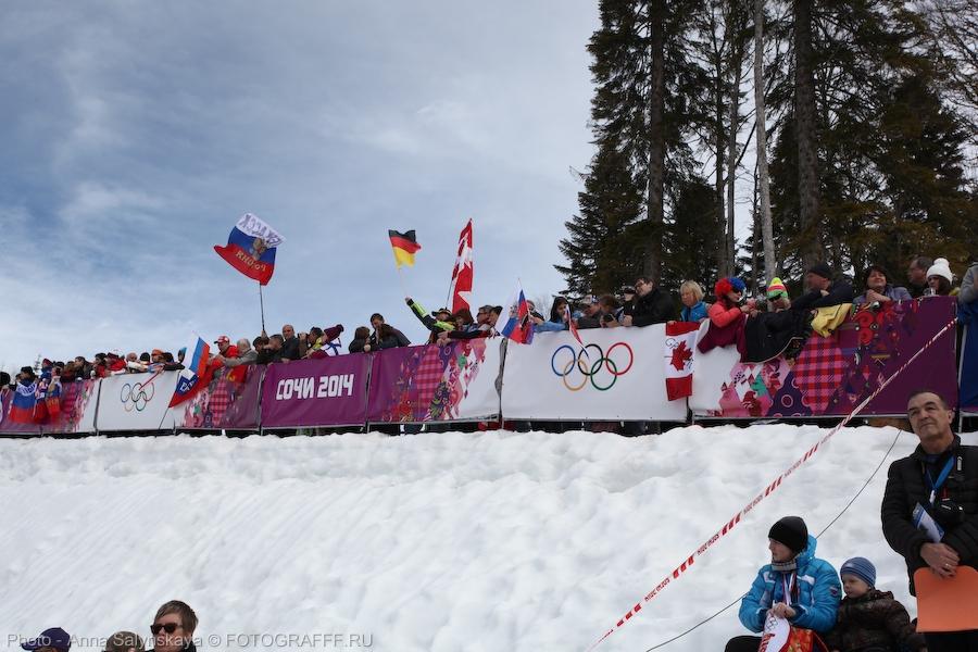 лыжные гонки в сочи