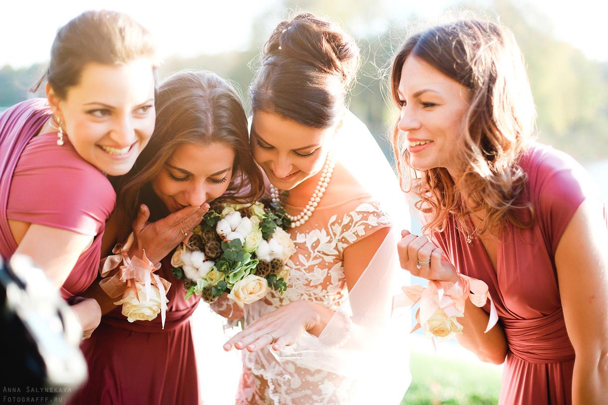 фотосессия стильной свадьбы