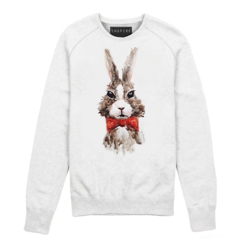 Свитшот с зайцем
