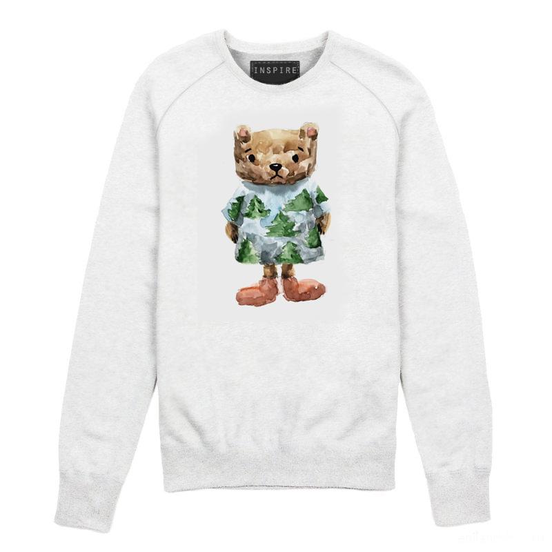 Свитшот с медведем