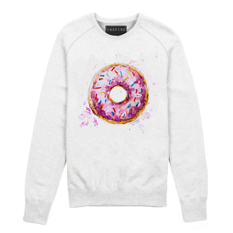 Свитшот с пончиком
