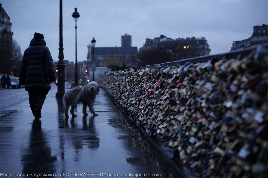 Paris, Pont de l'Archevêché