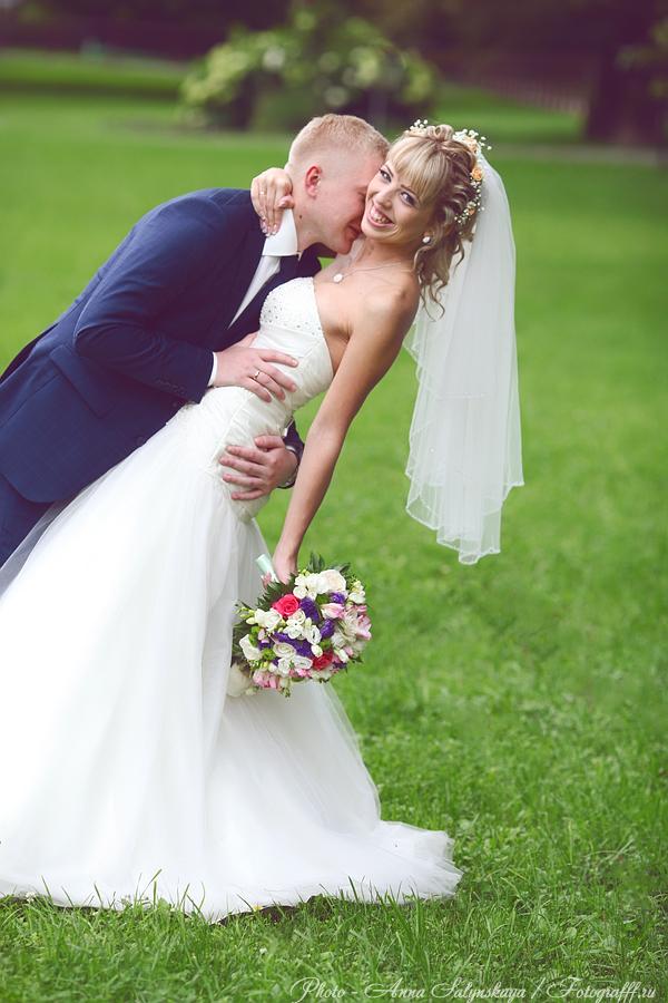 свадебная съемкка