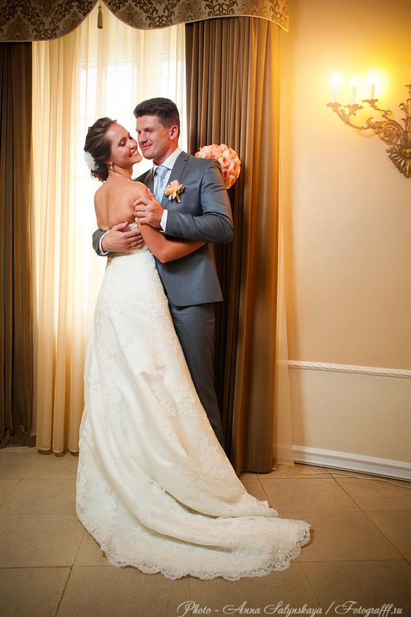 Свадебная фотосессия в ЗАГСе