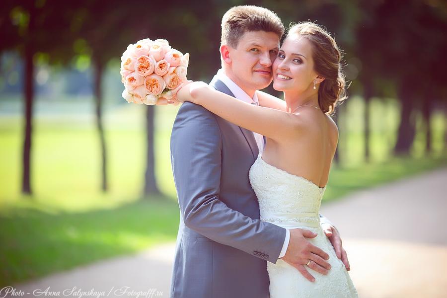 Нежные свадебные фото