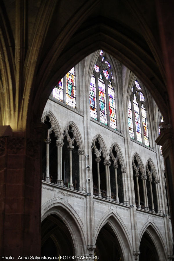 IMG_8536_2013_AnnaSalynskaya - Собор Saint-Séverin, Париж / Saint-Séverin Cathedral, Paris